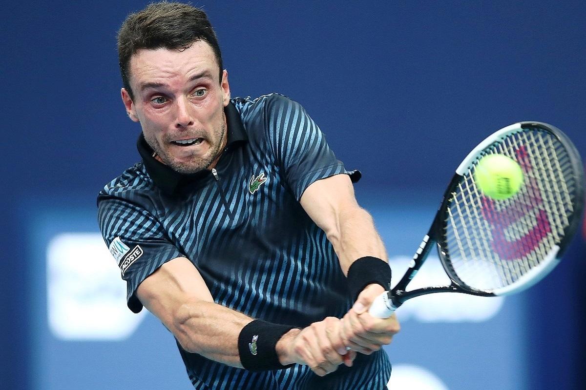 Miami Open: Bautista Agut eliminates Djokovic