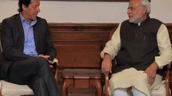 PM Modi greets Imran Khan on eve of Pakistan National Day, calls for terror-free South Asia