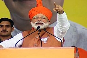 The challenges before Modi