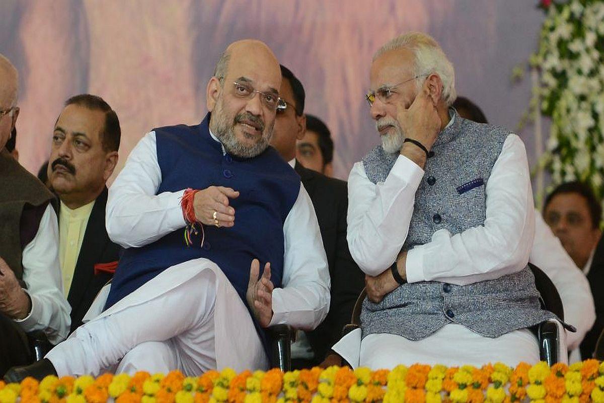 LS polls   BJP denies ticket to 6 sitting MPs from UP including Union Minister Krishna Raj