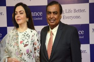 Anil Ambani thanks Mukesh Ambani, Nita for complete payment of dues to Ericsson
