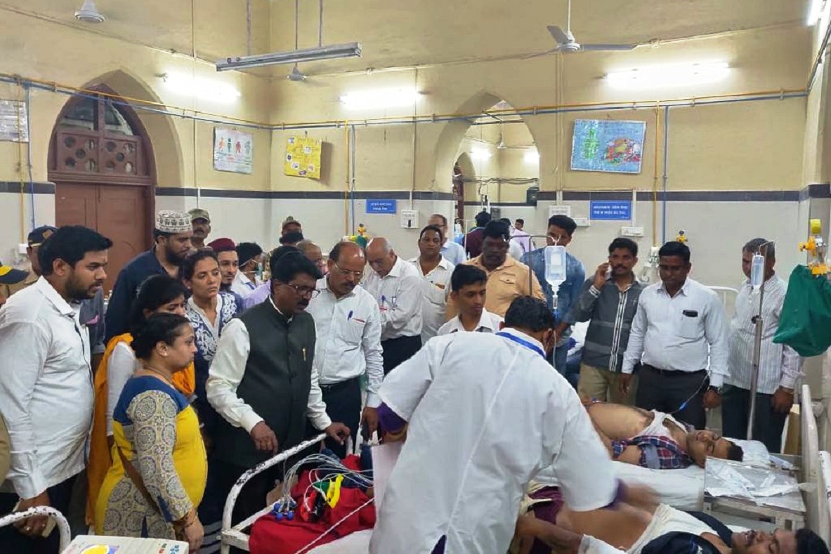Chhatrapati Shivaji Terminus, CSMT Railway Station, Mumbai, Mumbai Police, National Disaster Response Force, NDRF