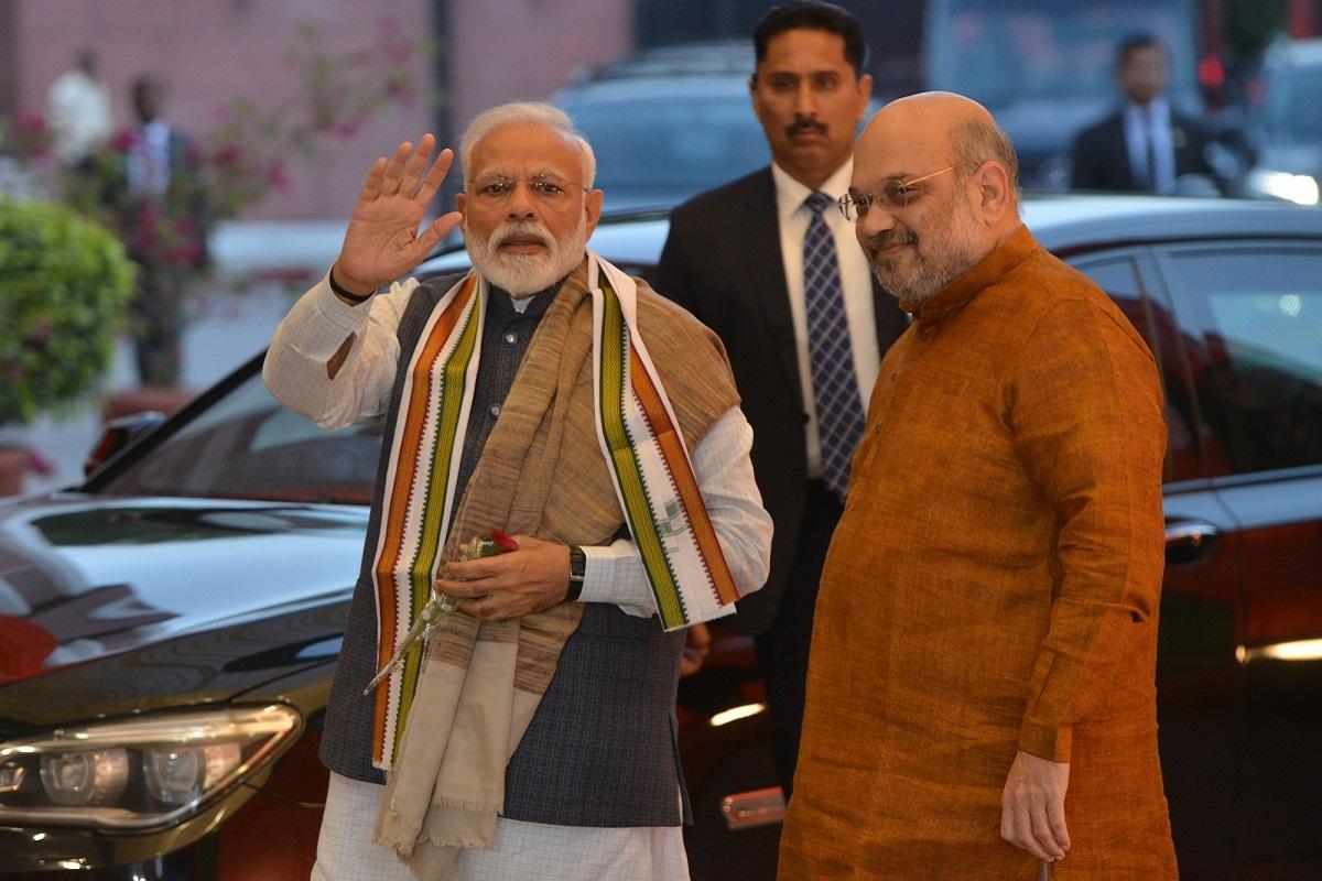 Chowkidars, Prime Minister Narendra Modi, BJP, Main Bhi Chowkidar, Congress, Rahul Gandhi, Balakot, Indian Air Force, IAF