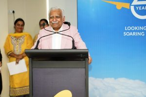 Jet Airways' chairman Naresh Goyal resigns
