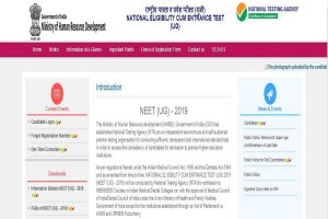 NEET 2019: Admit cards to be released on April 15 at ntaneet.nic.in, check all important details here