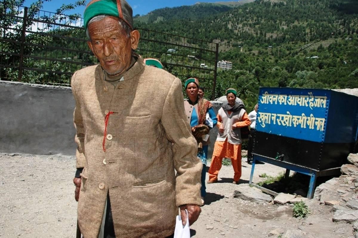 Shyam Saran Negi, Kinnaur, Prime Minister Narendra Modi, Lok Sabha elections, Himachal Pradesh, Himachal