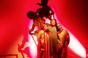 Naxalbari: The Bengali play unfolding saga of three generations
