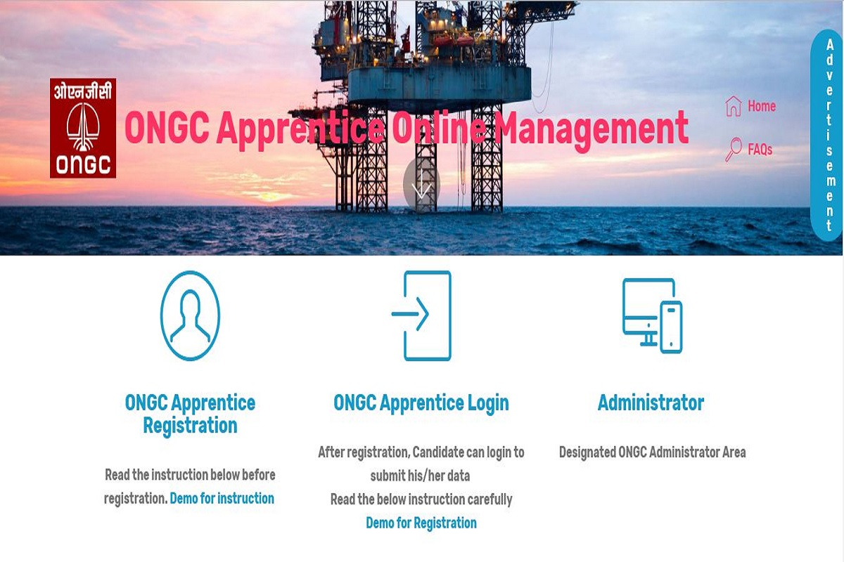 ONGC recruitment 2019, Apprentices posts, ONGC recruitment, ongcapprentices.co.in, Oil and Natural Gas Corporation Limited