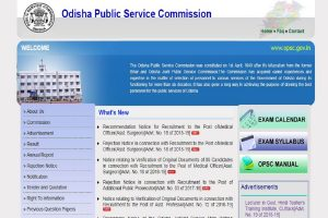 OPSC recruitment 2019: Applications invited for Lecturer posts, apply at opsconline.gov.in