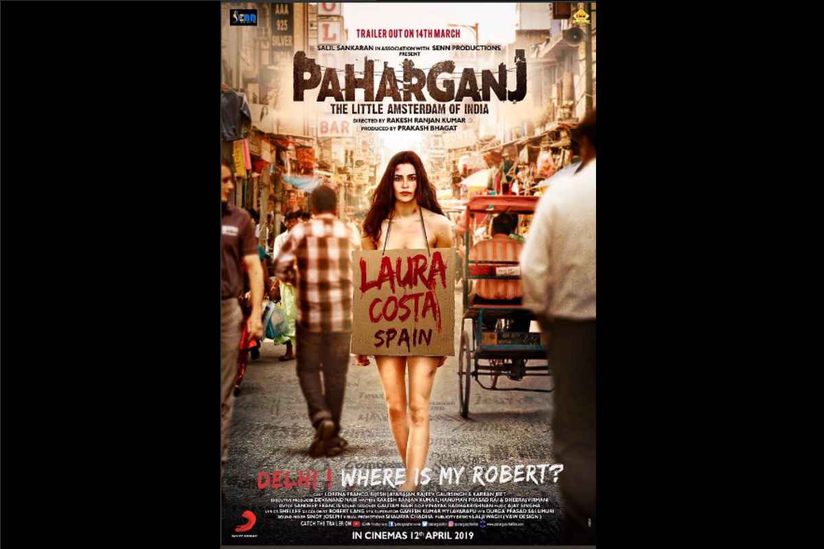 'Paharganj…' to release on April 12