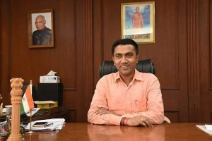 Pramod Sawant takes oath as new Goa CM at 2 am, vows to take Parrikar's legacy forward