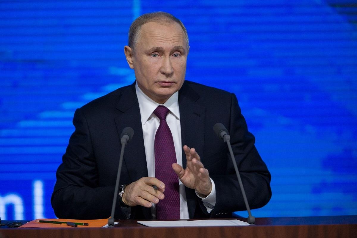 The Russian Collusion, Vladimir Putin, US, Cold War, Donald Trump