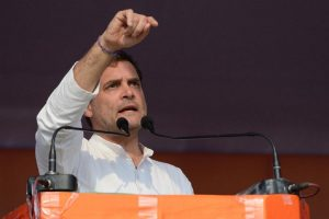 Rahul tears into PM Modi over job losses, calls PM a 'joke'