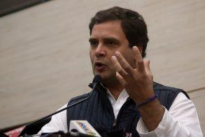 Amethi ordnance factory was already producing small arms: Rahul Gandhi calls PM a 'liar'