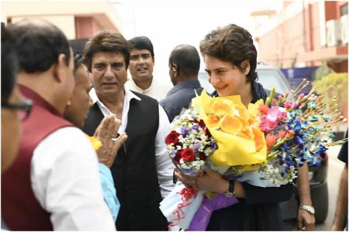 Raj Babbar, Fatehpur Sikri, Imran Pratapgarhiya, Moradabad, Congress, Uttar Pradesh, Lok Sabha polls, Samajwadi Party, Bahujan Samaj Party, BJP