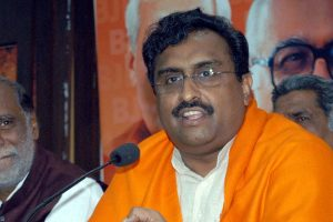 BJP wants early Assembly elections in J-K; NC, PDP selfish: Ram Madhav