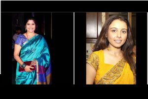 Renuka Shahane tutors Suchitra Krishnamoorthi in friendly Twitter chat