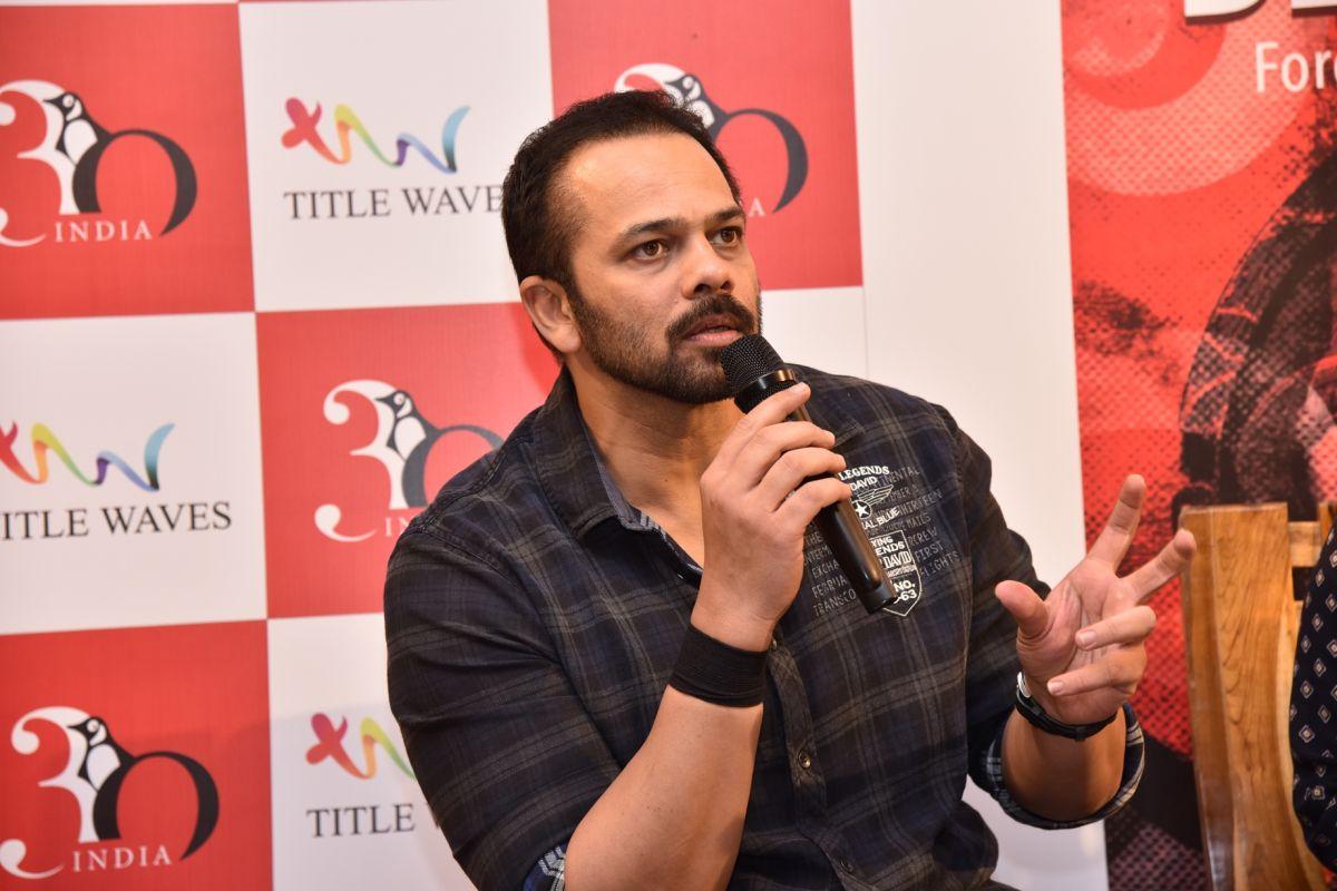 Rohit Shetty talks market, piracy and screen density at FICCI FRAMES, Mumbai