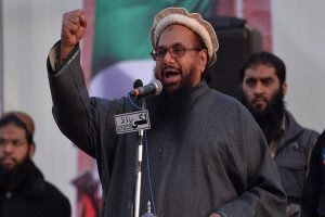 Mumbai terror attack plotter Hafiz Saeed 'barred' from giving Friday sermon, claims Pak