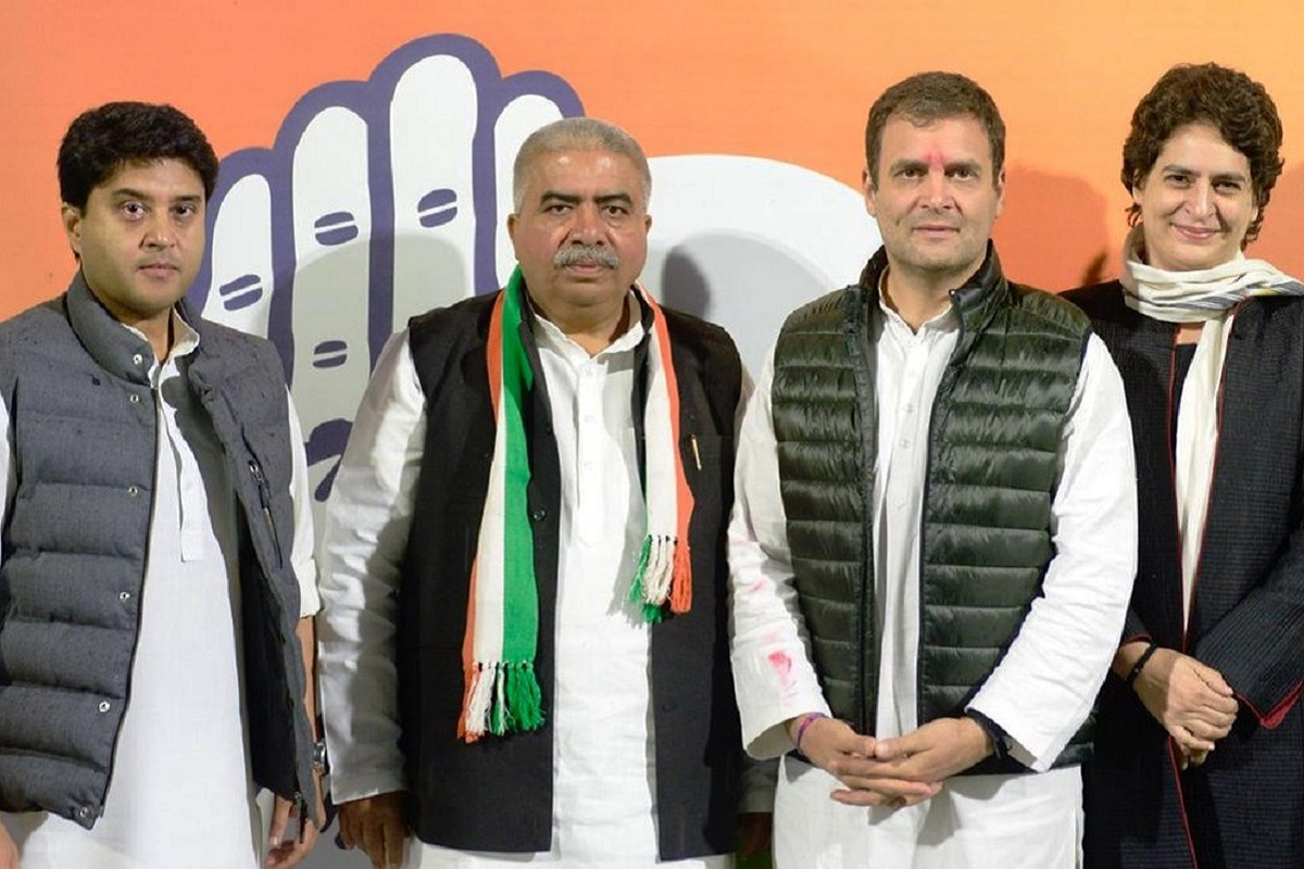 Congress, Saharanpur, Rashid Masood, Shadan Masood, Imraan Masood, Lok Sabha election, Uttar Pradesh, Rahul Gandhi, Jyotiraditya Scindia, Priyanka Gandhi Vadra, BJP, Lok Sabha, Samajwadi Party, BSP