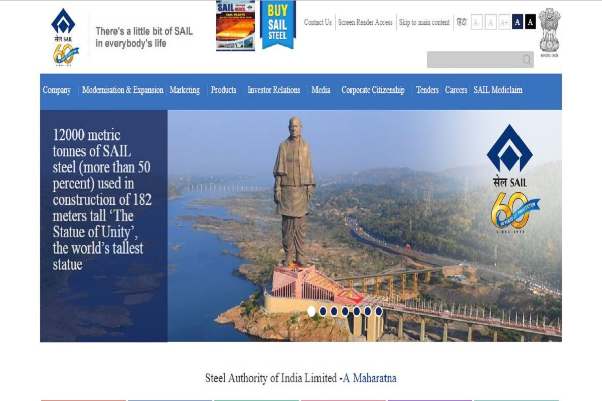 SAIL recruitment, 62 Attendant-cum-Technician posts, Steel Authority of India Limited, sail.co.in, SAIL recruitment 2019