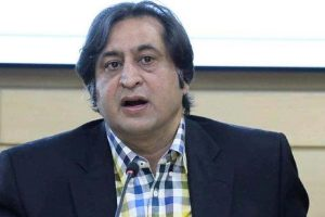 BJP backed Sajad Lone also criticises ban on JKLF