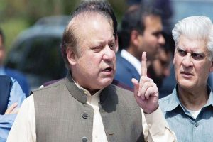 Nawaz Sharif walks out of jail after 3 months for medical treatment