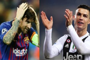 Messi, Ronaldo lucky-unlucky to be greats same time