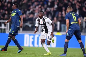 Juventus crush Udinese 4-1