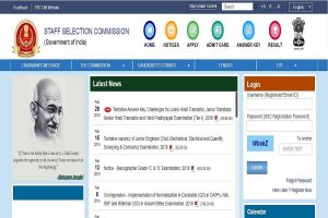 SSC Junior Hindi Translators answer keys released at ssc.nic.in | Direct link here