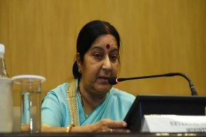 Indian couple stabbed in Germany, husband dead; Sushma Swaraj reaches out to family