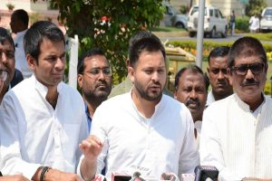 After Jharkhand victory, Tejashwi Yadav shares father Lalu's message to RJD workers