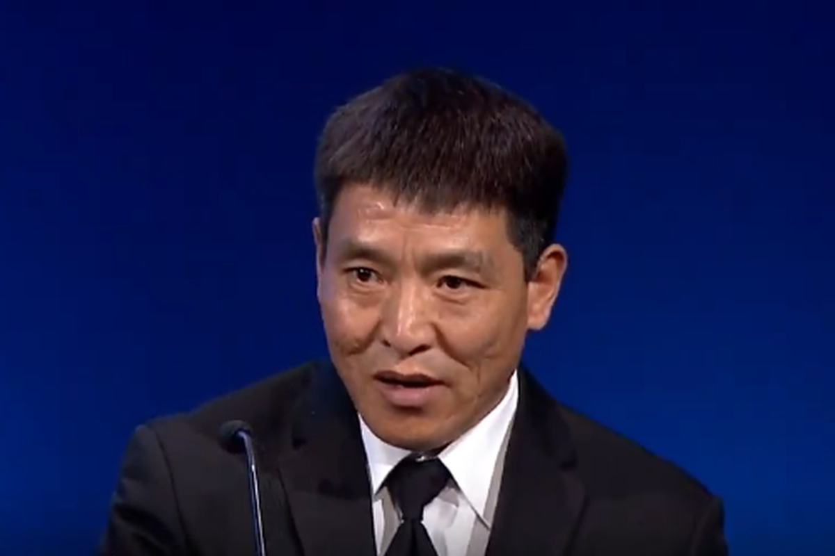 Dhondup Wangchen, Courage Award, Geneva Summit, Leaving Fear Behind