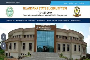 TS SET 2019: Application process starts at telanganaset.org | All important details here