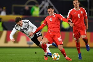UEFA Euro 2020 qualifiers: Germany held to 1-1 draw by Serbia
