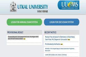 Utkal University results: Fourth semester results declared at uuems.in, direct link to download results here