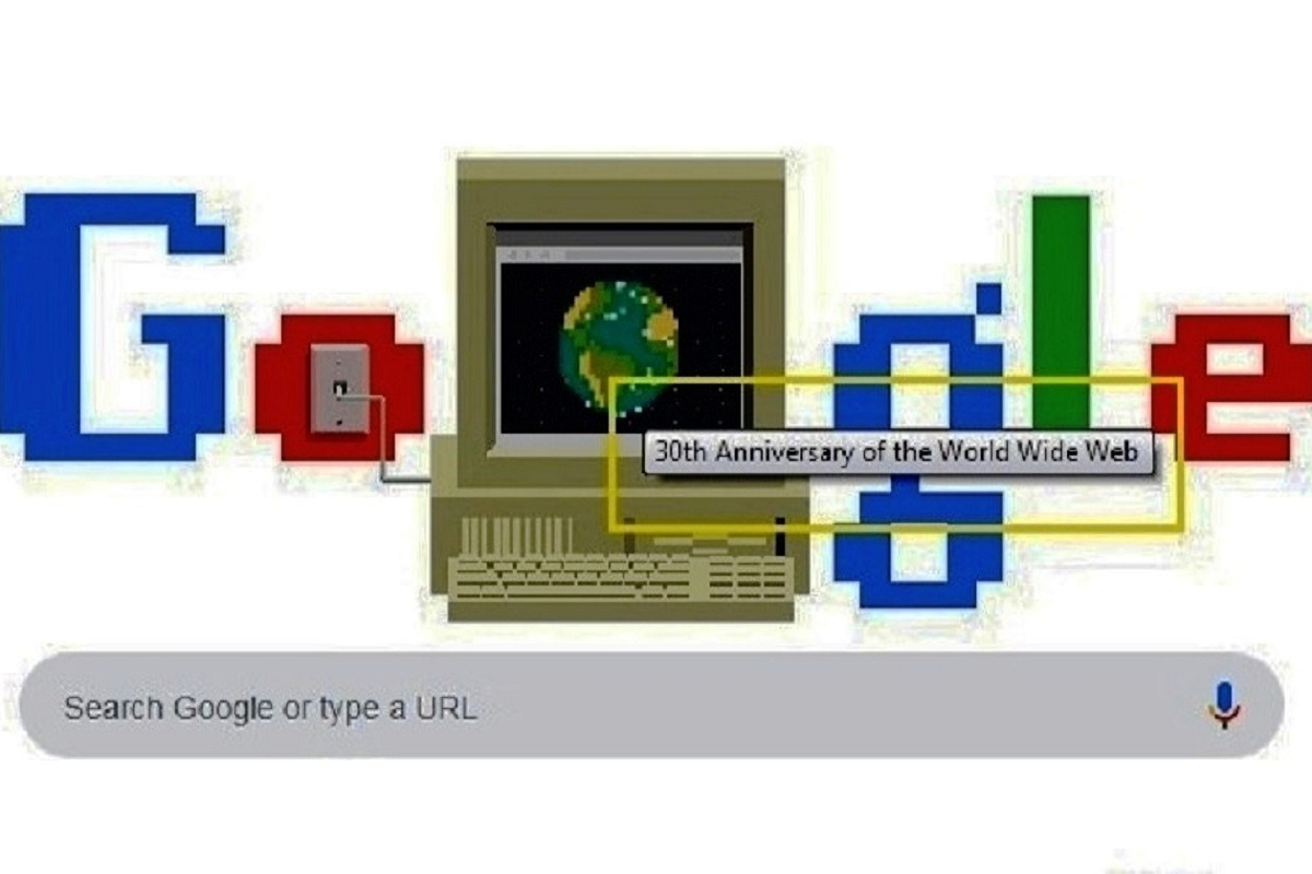 30 years of World Wide Web; Google celebrates with a doodle