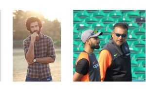 Here is what Dhairya Karwa has to say about playing Ravi Shastri in Kabir Khan's '83