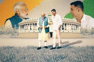 'Mamata di sends me kurtas, sweets': PM Modi in 'candid, non-political' chat with Akshay Kumar