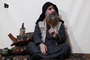 US vows ISIS leaders will be 'delivered justice' after new al-Baghdadi tape
