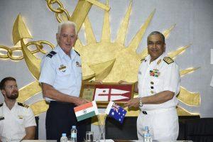 India, Australia conclude 'AUSINDEX' maritime exercise