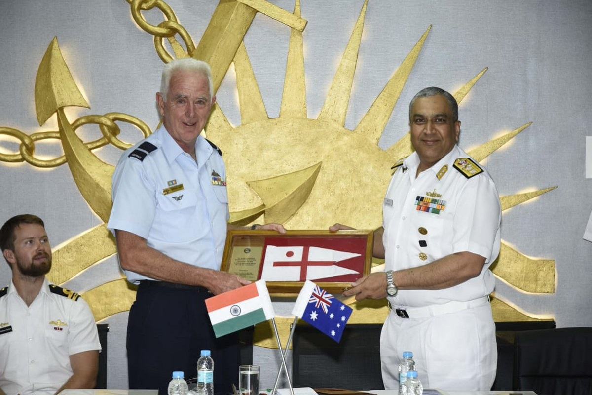 India, Australia, AUSINDEX, Indian Navy, Royal Australian Navy