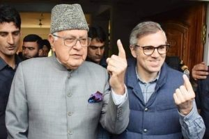 Jammu-Kashmir: People reject boycott call of Separatists, brisk polling in Udhampur