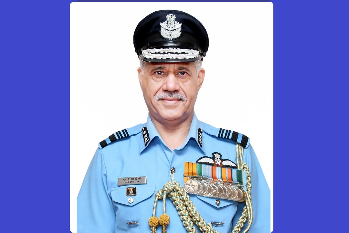 Air Marshal NJS Dhillon, Commander-in-Chief, Strategic Forces Command, Air Marshal JS Walia, IAF, MiG-21, Western Air Command, Ati Vishisht Seva Medal, AVSM, TACDE, Indian Air Force