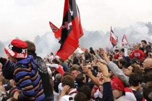 Italy to expel 54 Dutch fans before Juventus-Ajax clash