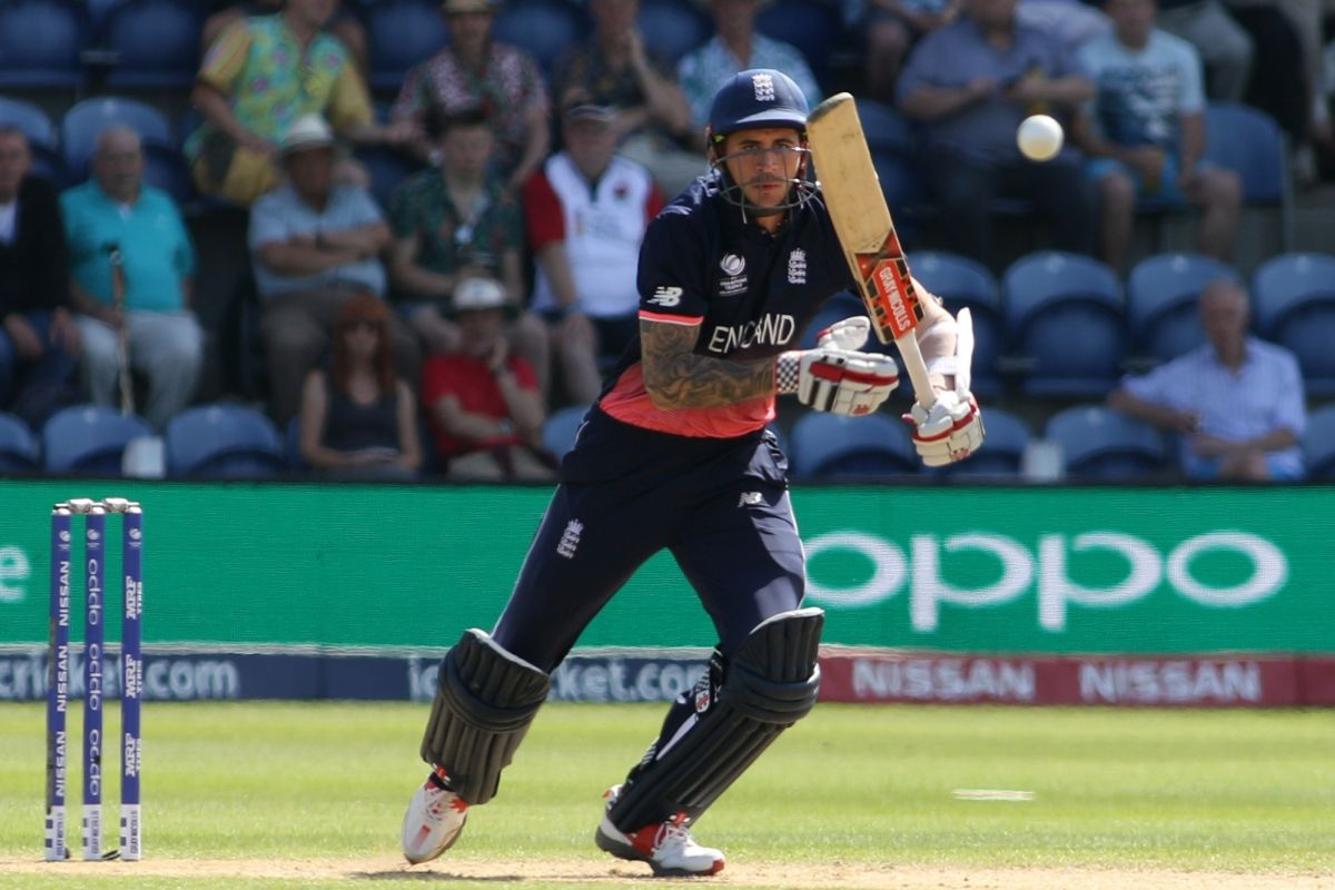 Alex Hales, England batsman