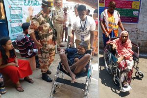 Himachal sets special polling booths for differently abled