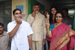 Andhra polls: EVM glitches reported from 50 places