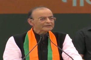 BJP manifesto not prepared with 'tukde, tukde', 'Ivy league' mindset: Arun Jaitley