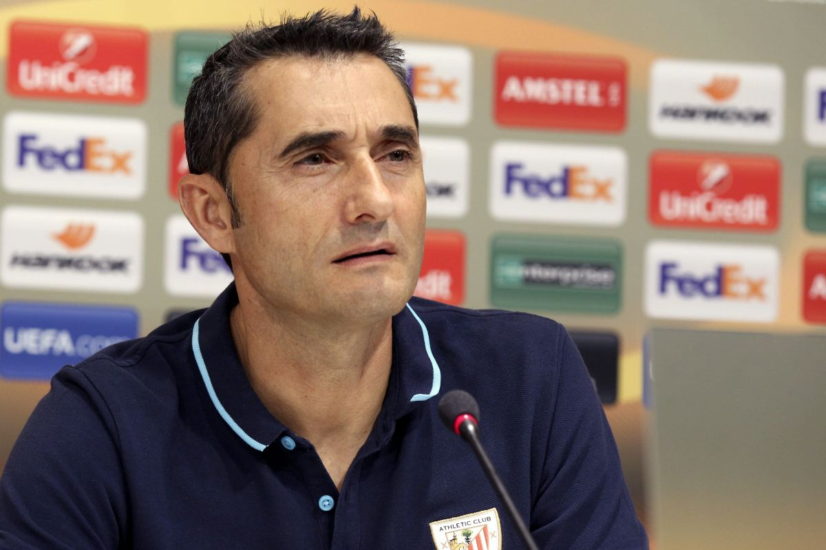 Athletic Bilbao, Ernesto Valverde